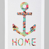Urban Outfitters - Bianca Green For Society6 You Make Me Home Art Print
