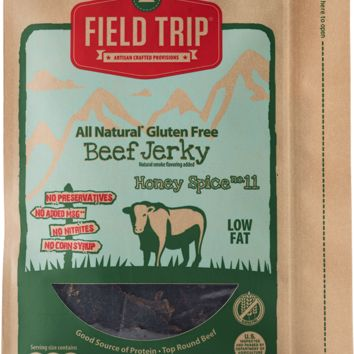 FIELD TRIP Honey Spice No. 11 All Natural Beef Jerky 2.2 Oz Pack of 1