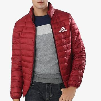 Boys & Men Adidas Fashion Cardigan Jacket Coat