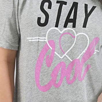 wildfox: perfect tee - stay cool