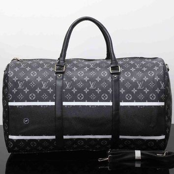 DCCKHI2 Louis Vuitton Travel Bag Leather Tote Handbag Shoulder Bag