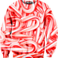 ☮♡ Candy Cane Sweater ✞☆