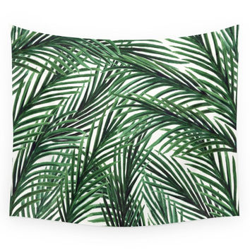 Society6 Tropical Wall Tapestry