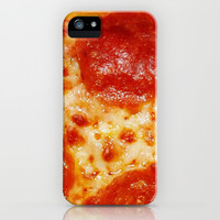 PIZZA iPhone & iPod Case by @thecultureofme