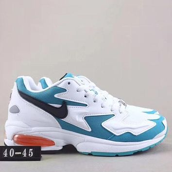 Trendsetter Nike Air Max 2 Light Fashion Casual Sneakers Sport Shoes