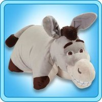 Pillow Pets® Folding Plush :: Donkey - My Pillow Pets® | The Official Home of Pillow Pets®