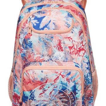 Shadow Swell Logo Backpack 889351421814 | Roxy