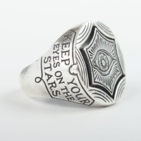 Catbird :: shop by category :: JEWELRY :: Rings :: Roosevelt Flip Ring