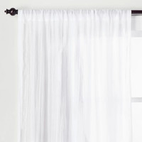 Crushed Sheer Curtain Panel - Opalhouse™