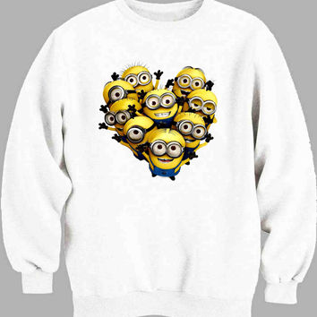 bastille minion Funny 2 Sweater for Mens Sweater and Womens Sweater *