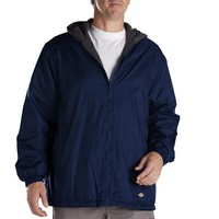 Dickies Fleece-Lined Hooded Jacket