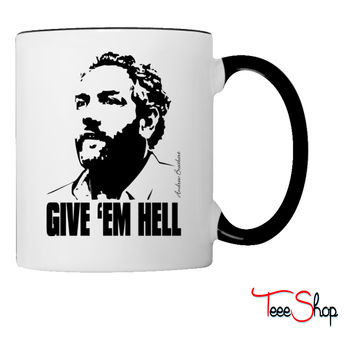Breitbart - Give 'em Hell Coffee & Tea Mug