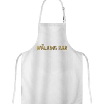 The Walking Dad Aprons