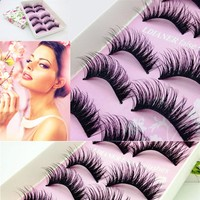 5pair Natural Lashes