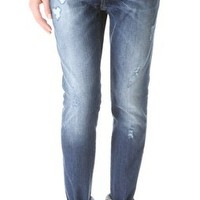 DSQUARED2 Cool Girl Heart Jeans | SHOPBOP