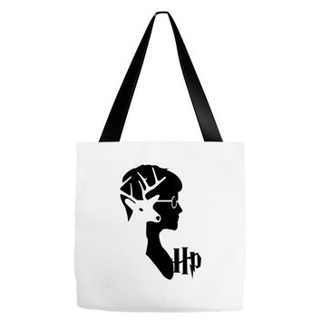 Harry Potter Deer Tote Bags