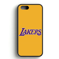 Lakers 2 iPhone 4s iPhone 5s iPhone 5c iPhone SE iPhone 6|6s iPhone 6|6s Plus Case