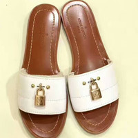shosouvenir【Louis Vuitton】LV Slippers Louis Vuitton Sandals