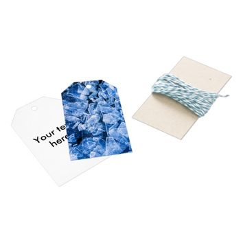Ice Gift Tags