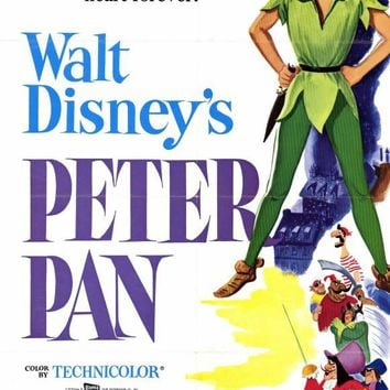 Peter Pan 11x17 Movie Poster (1976)
