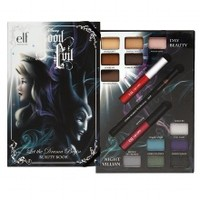 e.l.f. Disney Good vs Evil Beauty Book Gift Set | Walgreens