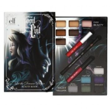 e.l.f. Disney Good vs Evil Let the Drama Begin Beauty Book | Walgreens