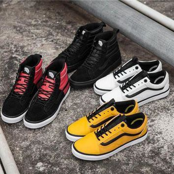 Vans x The North Face Skateboarding Shoes 36-44