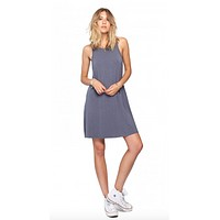 Gentle Fawn Alesia Dress | Heather Shadow