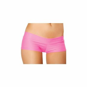 Roma USA Dance Rave Wear Banded Lycra Short