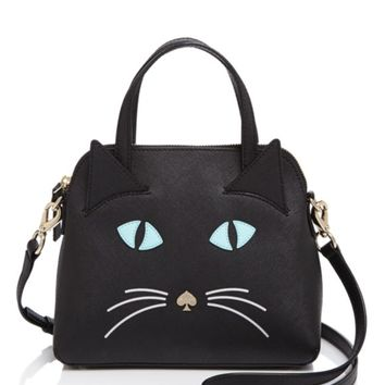 kate spade new york Cats Meow Small Maise Satchel | Bloomingdales's