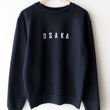 Osaka Oversized Sweater