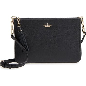 kate spade new york kingston drive - alessa leather shoulder/crossbody bag | Nordstrom