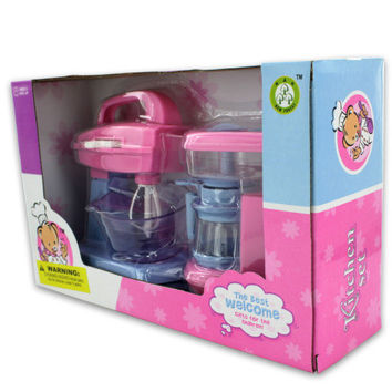 Kitchen Mixer Play Set (Case of 12)