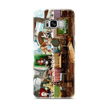 Alice And Wonderland Party Samsung Galaxy S8 | Galaxy S8 Plus Case
