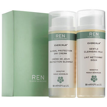 REN Evercalm Ultra Calming Skin Duo