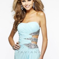 Faviana 7304 at Prom Dress Shop