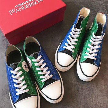 Converse x JW Anderson Sneakers Low-top/Hight-top Sport Shoes