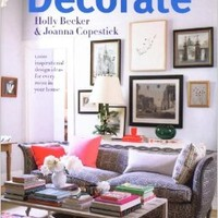 Decorate: 1000 Professional Design Ideas for Every Room in the House Hardcover – 25 Mar 2011