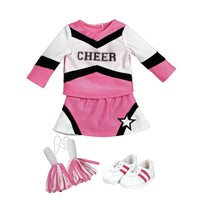 "Adora 18"" Clothing - Fashion Sports Cheer, Fits 18"" American Girl Dolls"