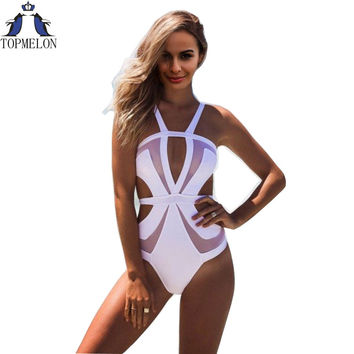 Monokini Beach Wear