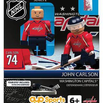JOHN CARLSON WASHINGTON CAPITALS OYO MINIFIGURE NEW  SHIPPING