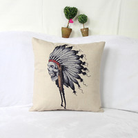 Home Decor Pillow Cover 45 x 45 cm = 4798354756