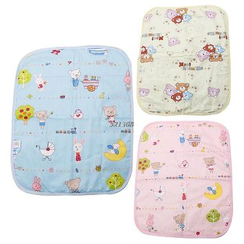 Waterproof Diapers Change Cushion Cover Baby Diaper Bedding Cushion