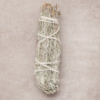 Wild Mountain Sage & Frankincense Smudge