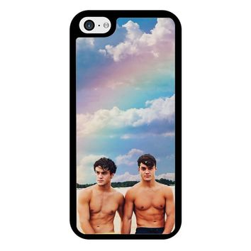 Dolan Twins 4 iPhone 5/5S/SE Case