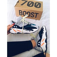 Adidas Yeezy 700 Runner Boost Fashion Casual Running Sport Shoes-8