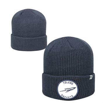 Licensed NCAA Cuffed Knit Wharf Beanie Stocking Stretch Sock Hat Cap KO_19_1
