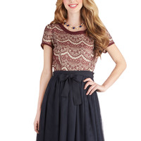 Fanciful of Charm Skirt | Mod Retro Vintage Skirts | ModCloth.com