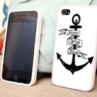 Sleeping With Sirens and my anchor iphone case, iphone 4/4s/5/5s/5c and samsung s2/s3/s4 case