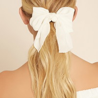 Oversized Bow Hair Tie | Forever 21 - 1000202964